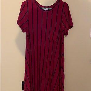 LulaRoe Carly dress!